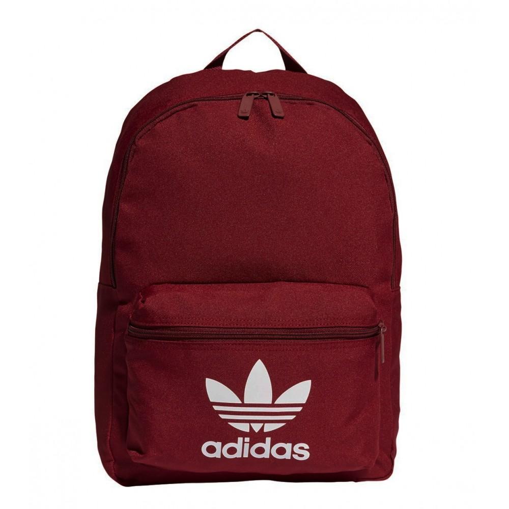 Plecak ADIDAS ORGINALS Młodzieżowy BORDO