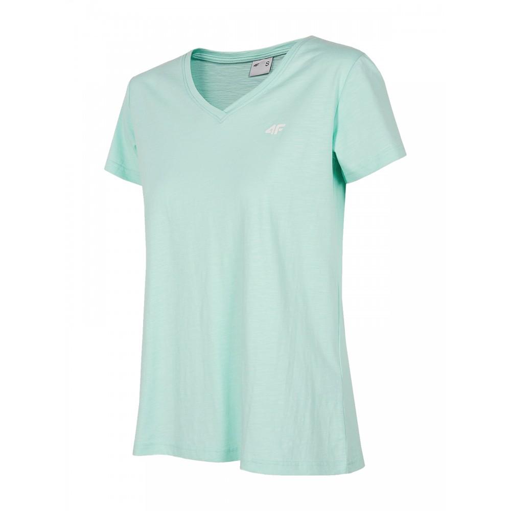 Koszulka Damska 4F  T-Shirt Bawełniany