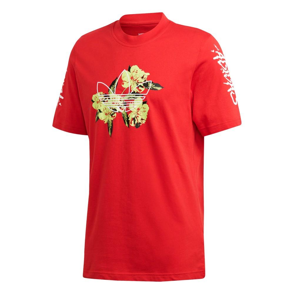 Koszulka Męska Adidas Bawełniana T-SHIRT