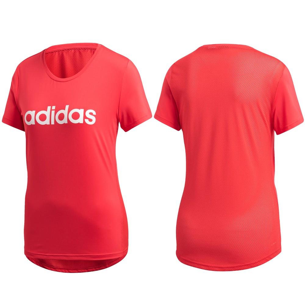 Koszulka Damska Adidas Oddychająca Treningowa