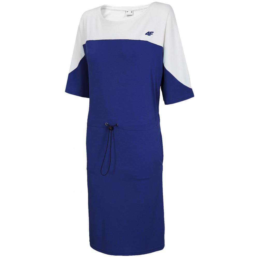 Sukienka 4F Sportowa Dresowa Oversize Lato