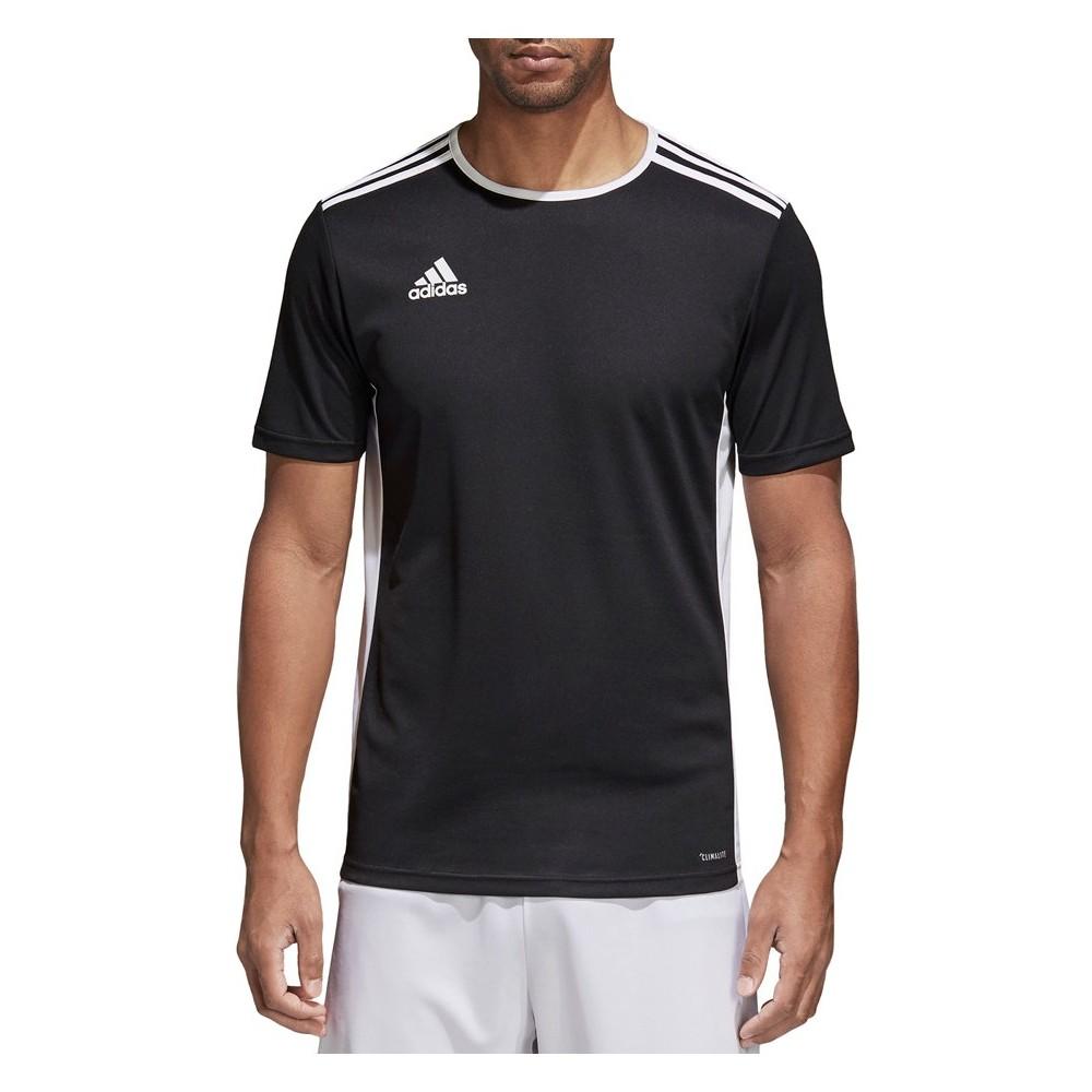 Koszulka Męska Adidas Oddychająca Treningowa Czarna