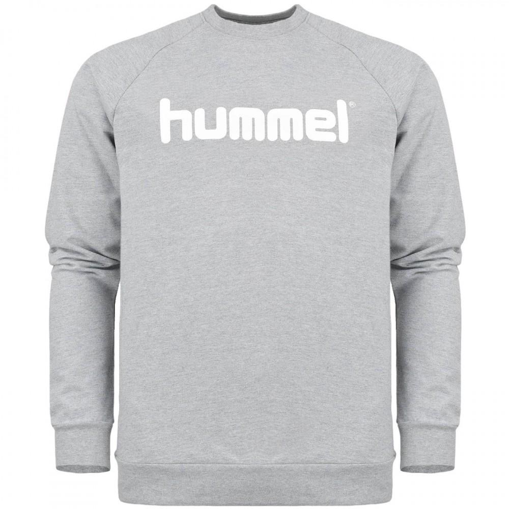 Bluza Męska HUMMEL Dresowa Bawełniana DRES