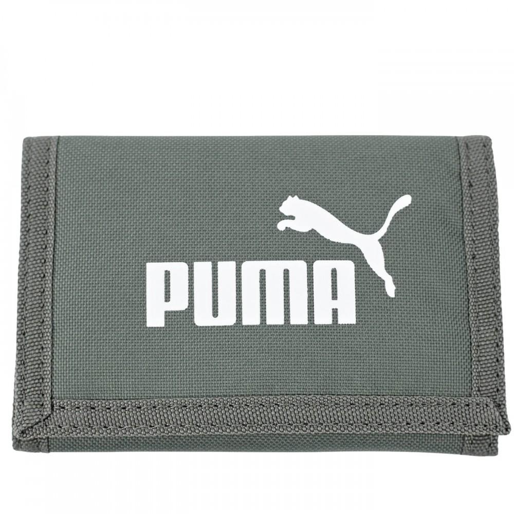 Puma Portfel Damski Męskie Sportowy Duże Logo