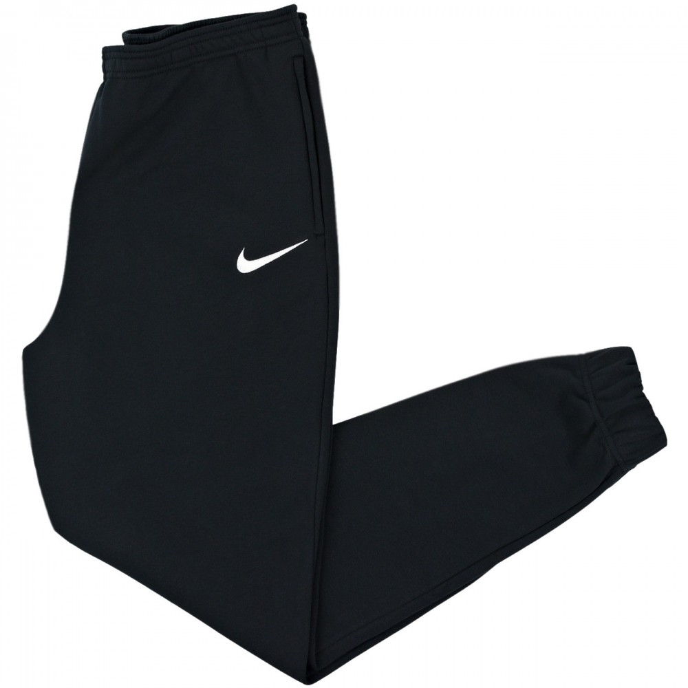Nike Park Męskie Spodnie Bawełniane Sportowe Czarne