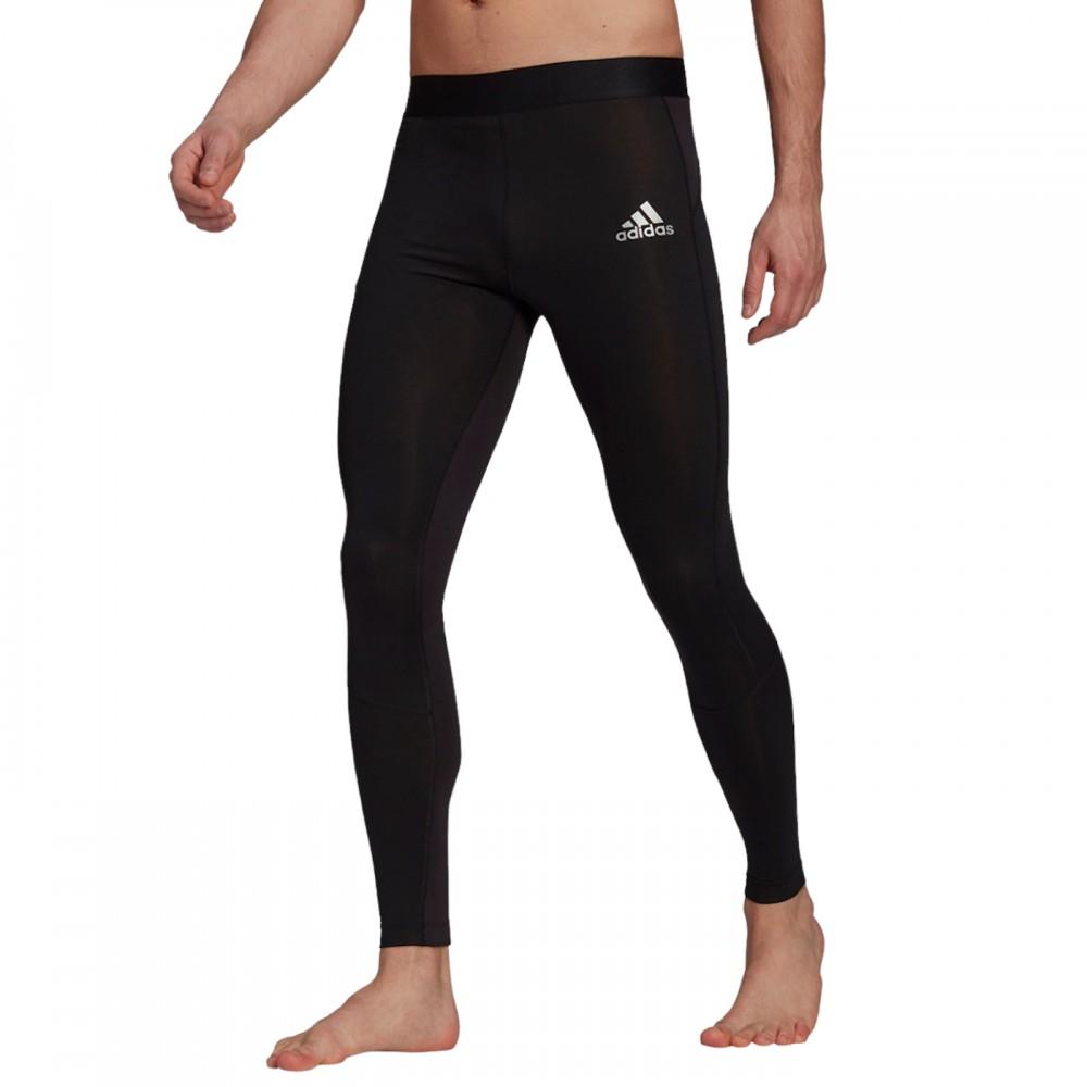 Adidas Spodnie Treningowe Męskie Do Biegania Czarne