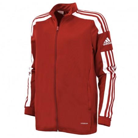 Adidas Bluza Treningowa Chłopięca Squadra 21 Training Czerwona