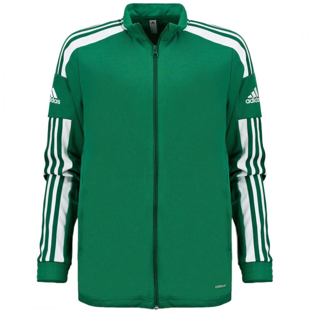 Adidas Bluza Treningowa Chłopięca Squadra 21 Training Zielona