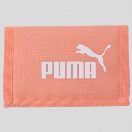 Portfel Sportowy Puma Unisex Duże Logo Brzoskwiniowy