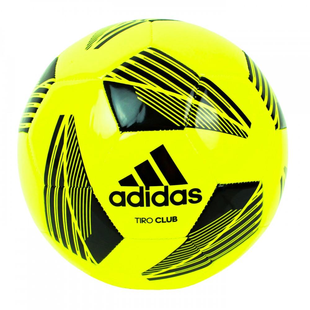 ADIDAS TIRO CLUB Piłka Nożna Klubowa Żółta