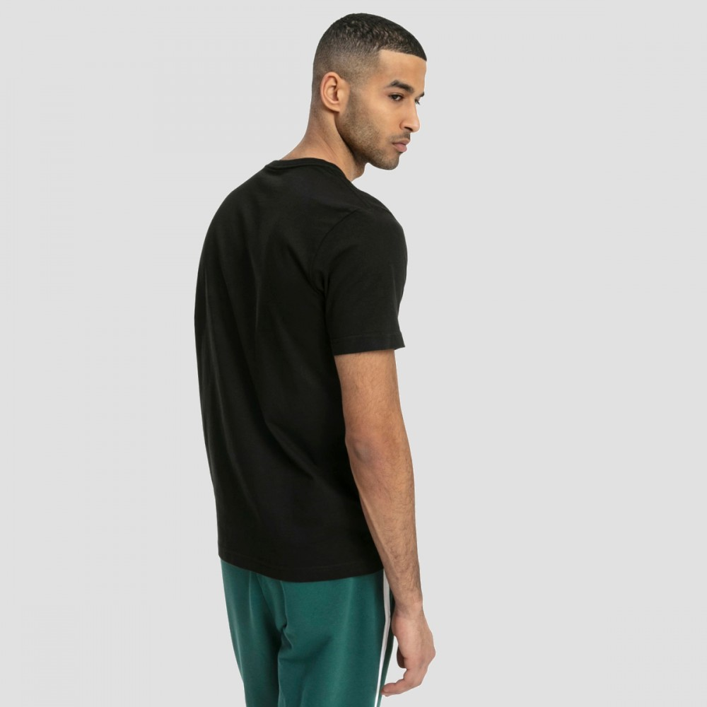 Męska Koszulka Puma T-Shirt Bawełniana Czarna