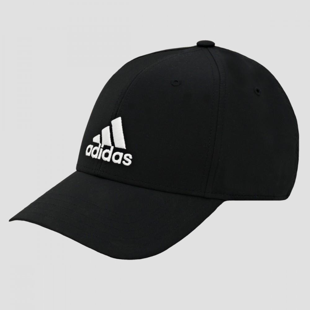 Czapka Z Daszkiem Adidas Junior Bejsbolówka Czarna