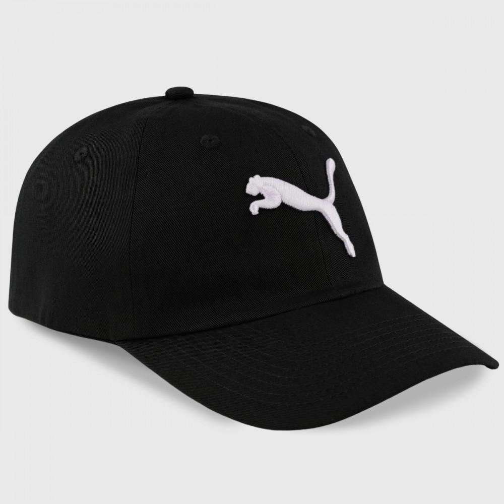 Czapka z Daszkiem Puma Unisex Bejsbolówka Bawełniana Czarna
