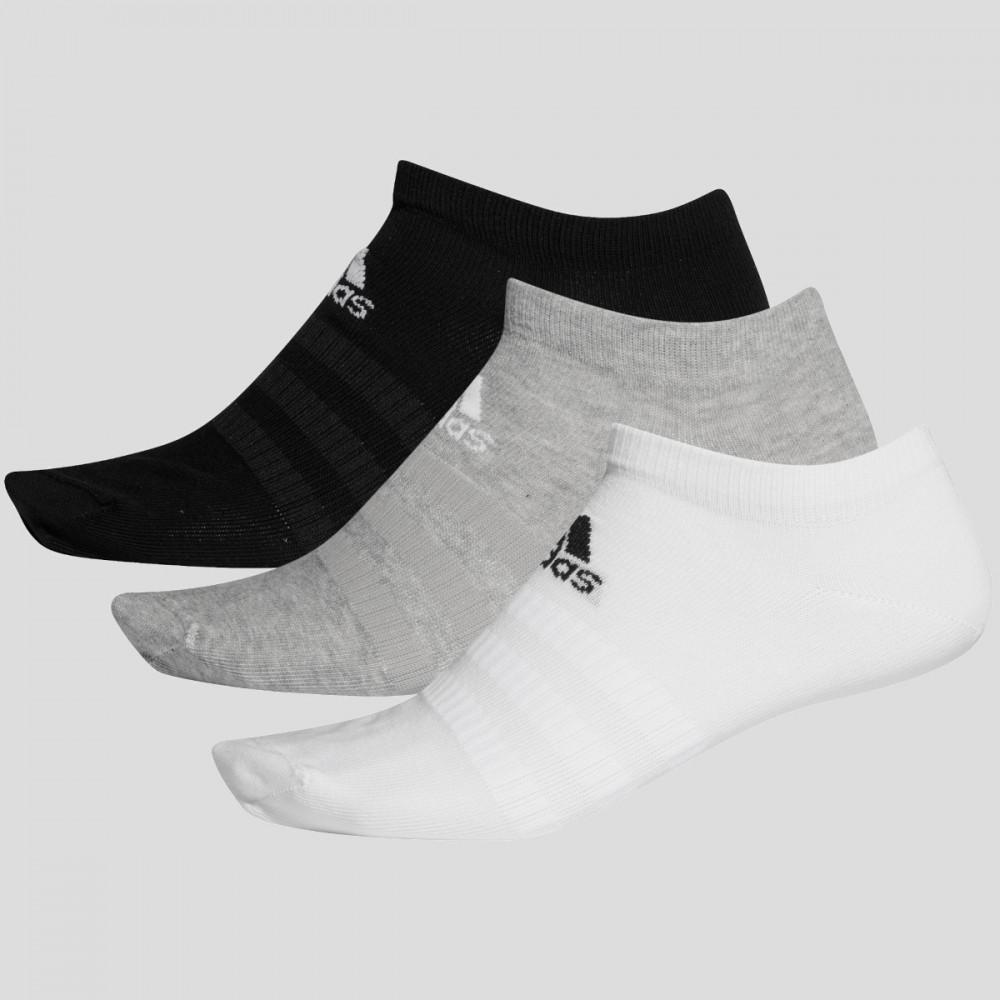 Skarpety Adidas Skarpetki Krótkie Stopki Mix 3-pak