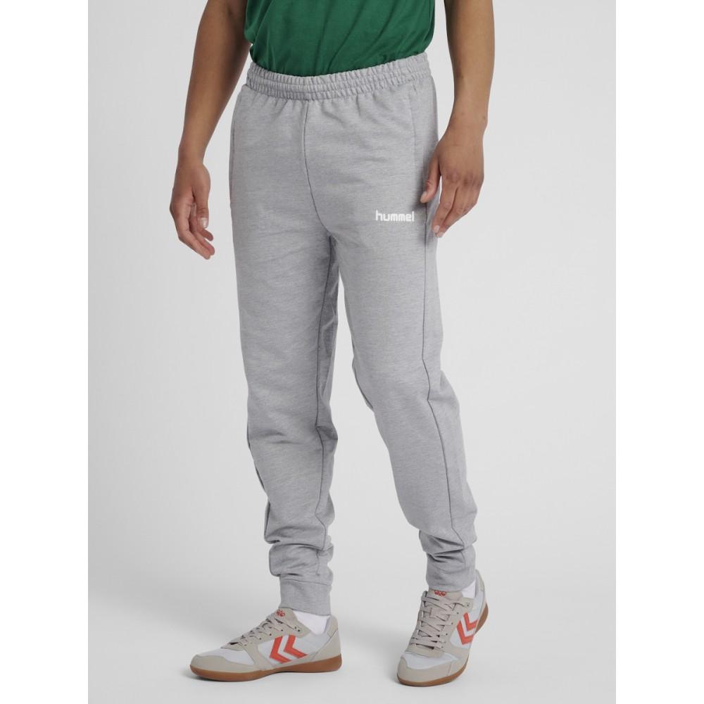 Spodnie Męskie Hummel Dresowe Bawełniane Dresy
