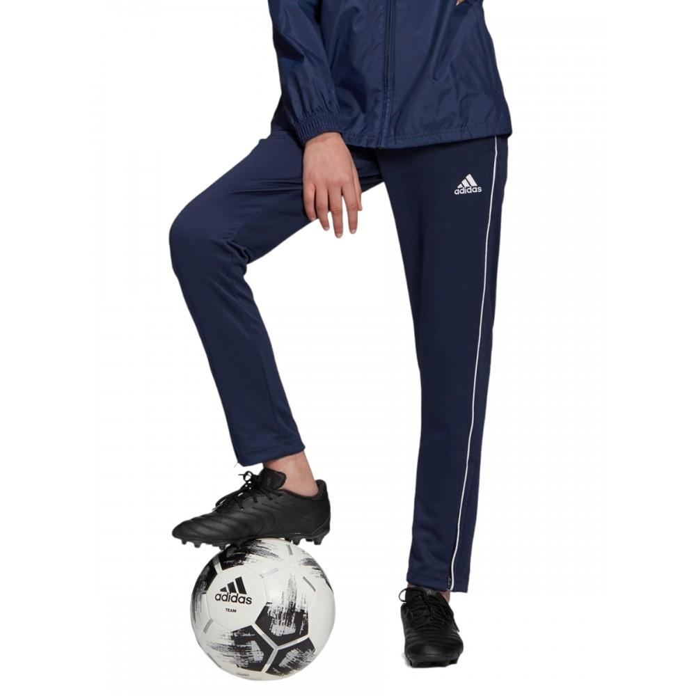 Spodnie Dziecięce Adidas Dresowe Sportowe Granatowe