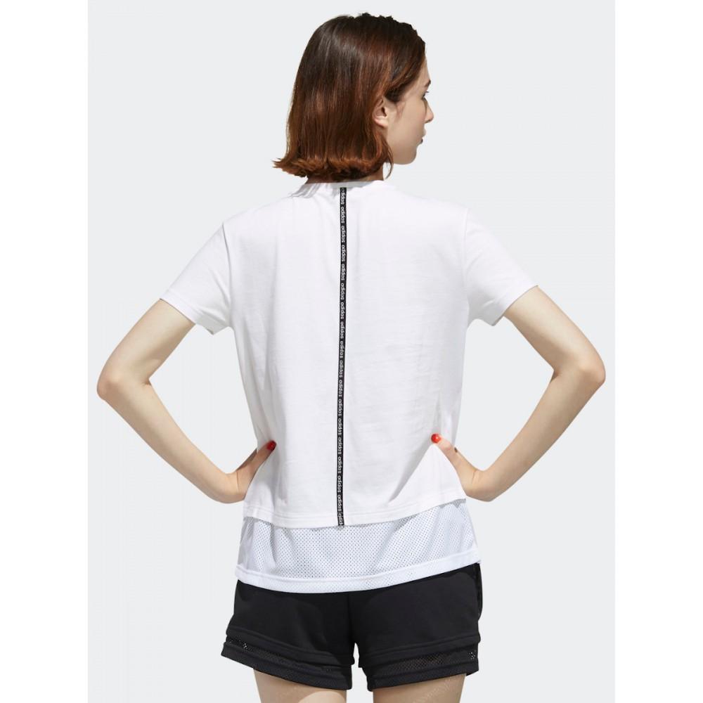 Koszulka Damska Adidas Bawełniana T-Shirt