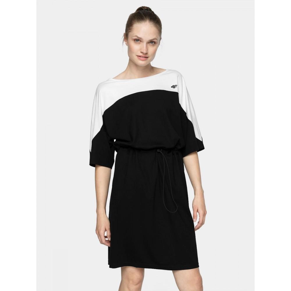 4F Sukienka Sportowa Dresowa Oversize Lato