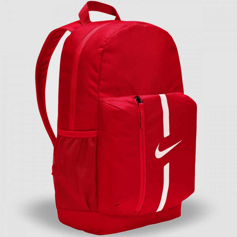 NIKE Academy Team Plecak Szkolny Sportowy Czerwony