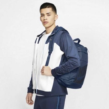 Plecak Nike Elemental 2.0 Szkolny Sportowy Granatowy