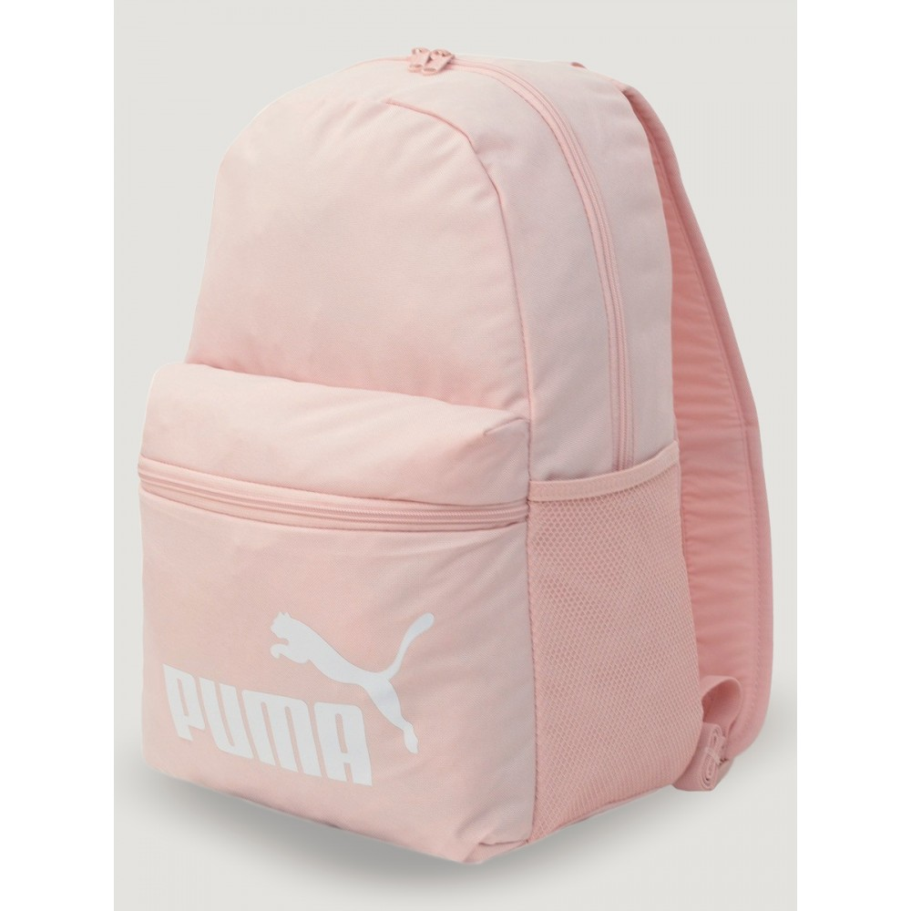 Plecak Szkolny Puma Miejski Sportowy Pudrowy Róż