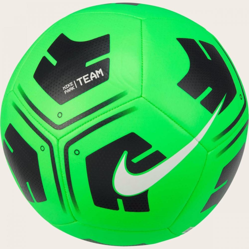 Piłka Nożna Nike PARK Team Ball Zielona