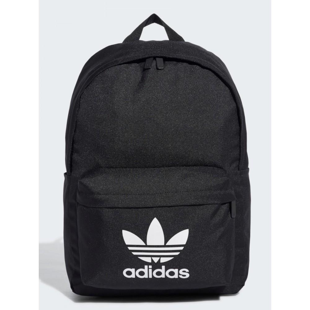 Plecak Adidas Adicolor Classic Backpack Duży Miejski Sportowy Czarny