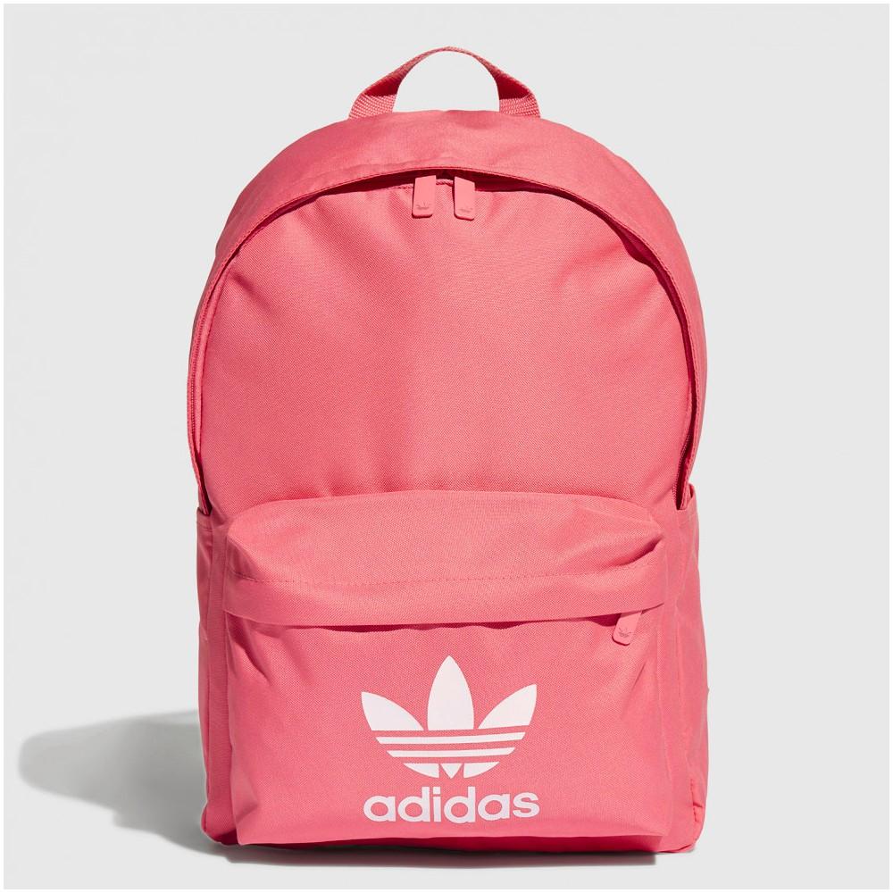 Plecak Adidas Adicolor Classic Backpack Duży Miejski Sportowy Różowy