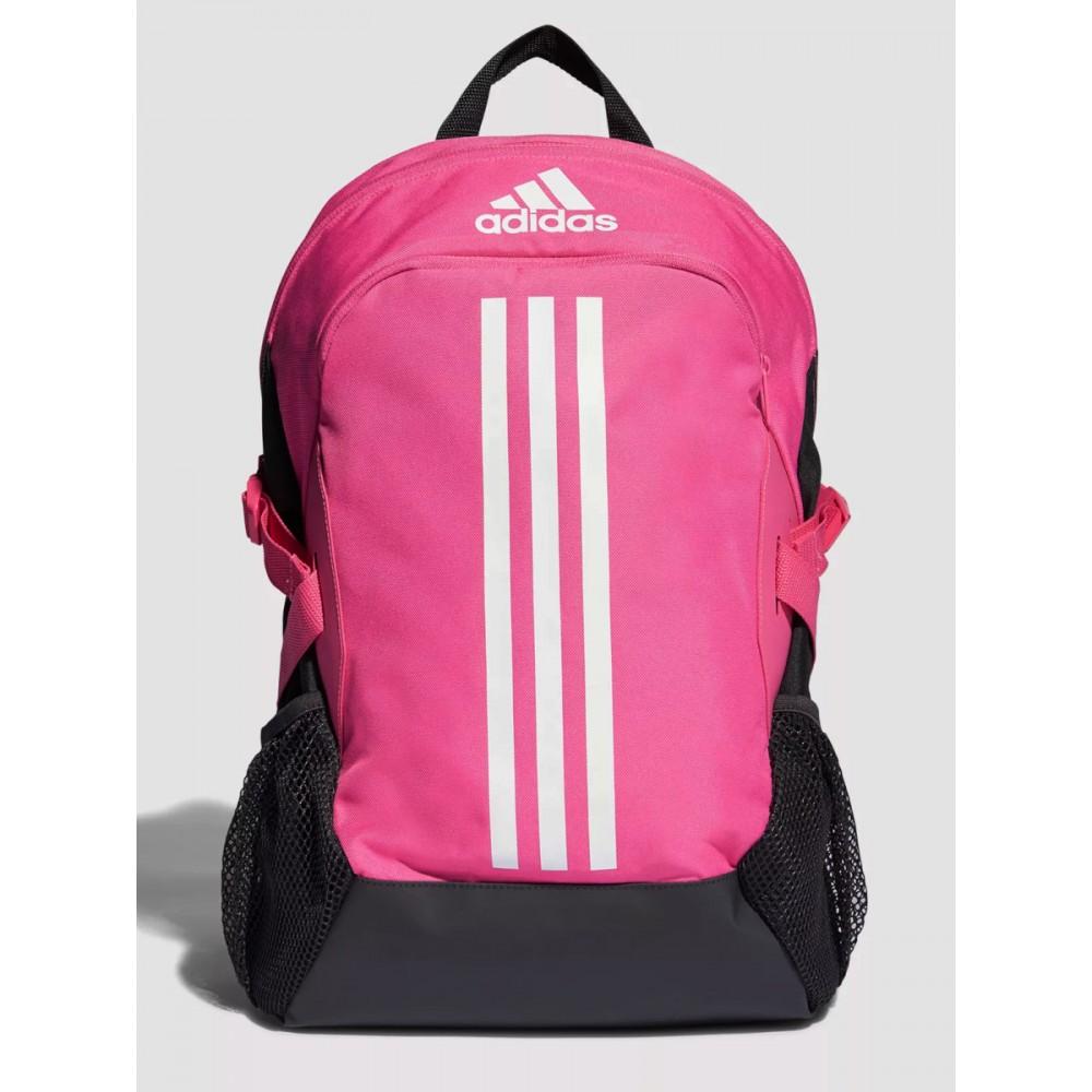 ADIDAS POWER V Plecak Damski Dziewczęcy Sportowy Szkolny Różowy