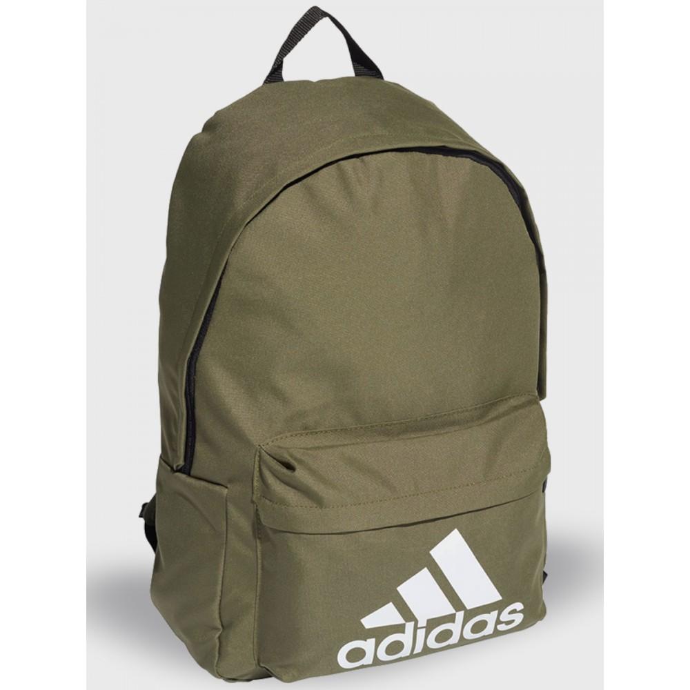 Plecak Adidas CLSC BOS BP Duży Miejski Sportowy Khaki