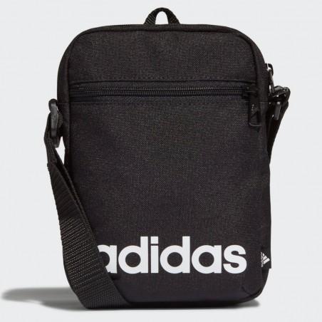 Saszetka Adidas Essentials Logo Listonoszka Torebka na Ramię Czarna