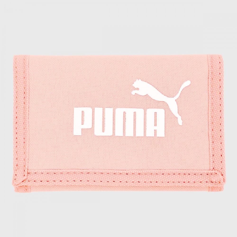 Portfel Sportowy Puma Unisex Duże Logo Jasny Róż