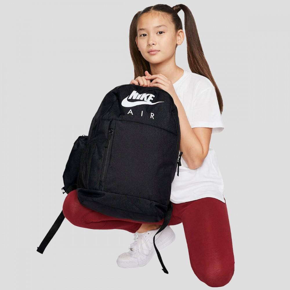 Plecak Nike Youth Elemental Szkolny Piórnik Czarny