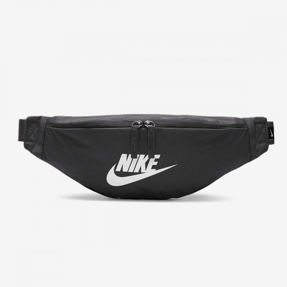 Saszetka Nike Heritage Hip Pack Nerka Unisex Szara