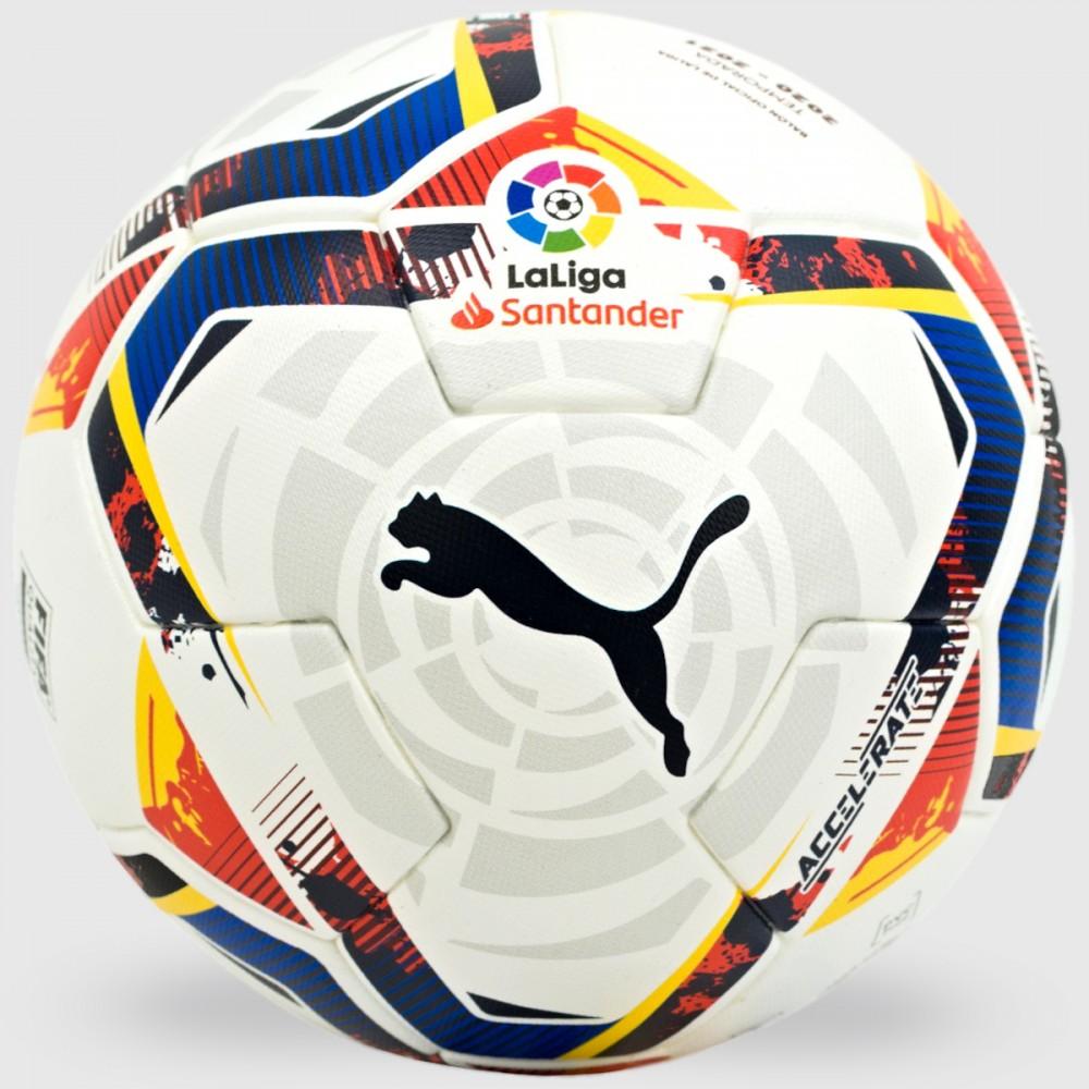 Piłka Nożna Puma LaLiga 1 Accelerate FIFA Quality Biała