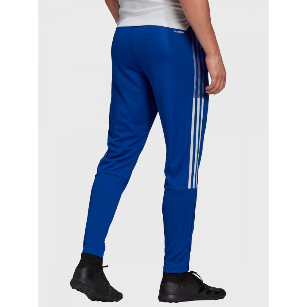 Spodnie Treningowe Adidas Tiro 21 Męskie Sportowe Niebieskie