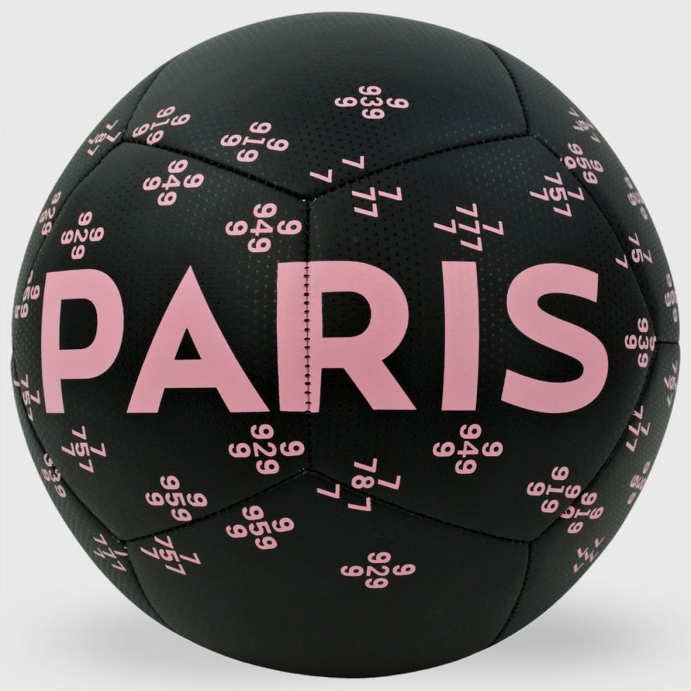 Piłka Nożna Nike Paris Saint-Germain Czarna
