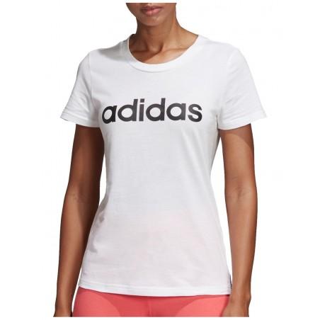Koszulka Damska ADIDAS T-SHIRT Bawełniana SLIM